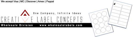 Wholesale Labels