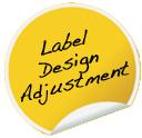 Design Services - Adjustments / Edits