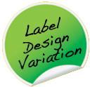 Label Design - Variation